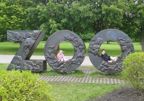 Zoo dārzs Tallinā un vecpilsēta