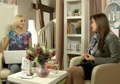 ONLINE TV ieraksts: konsultācija ar frizieri un matu speciālisti