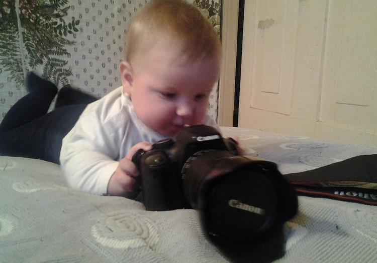 Apgūstam fotografēšanas iemaņas