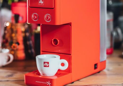 Izlozēta illy kafijas automāta laimētāja