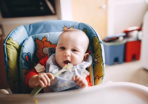 Idejas mazuļa piebarojumam - saldie un sāļie biezenīši