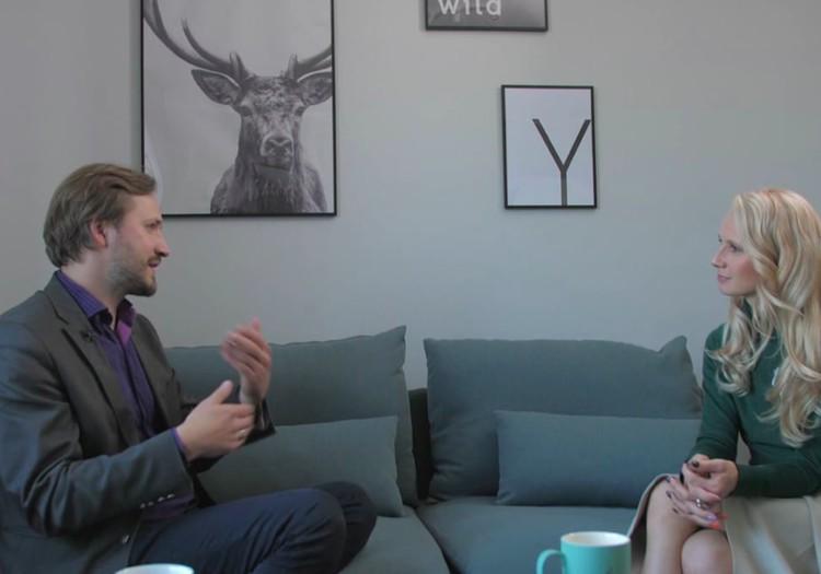 4. oktobra TV raidījuma lielajā intervijā - Ivo Rode