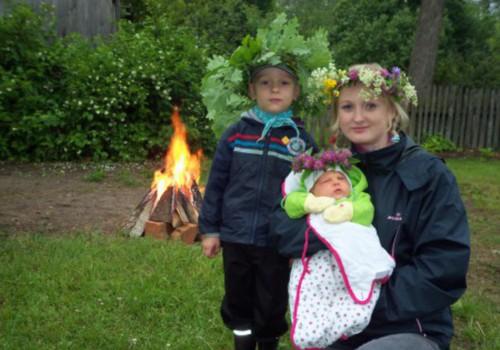Māmiņu Klubs LĪGO: pastāsti par savas ģimenes tradīcijām