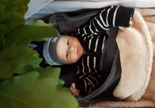 Laimīga mazuļa dienasgrāmata: Kārlītim ir savi plašumi