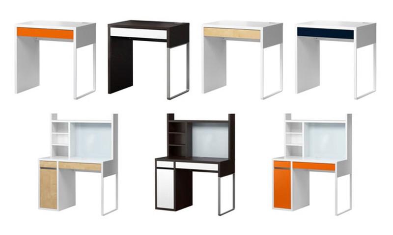 Skolnieka istabas mēbeles no IKEA