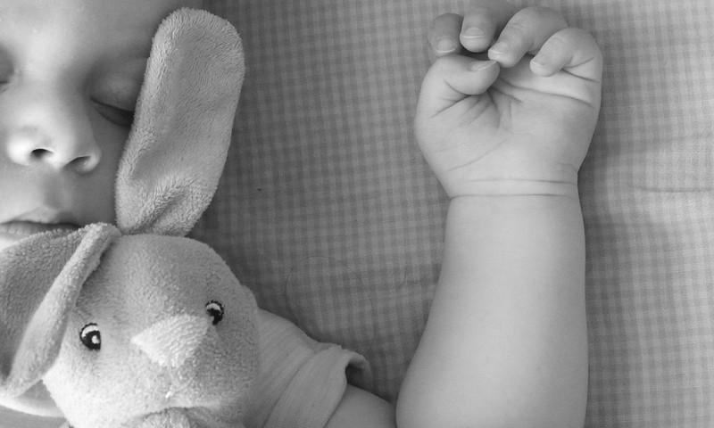 Ar mazuli pirmo reizi uz slimnīcu