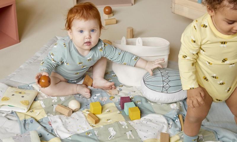 Lindex laiž klajā mājas preču kolekciju bērniem
