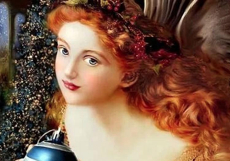 Eņģeļu meditācija Ziemassvētku noskaņās