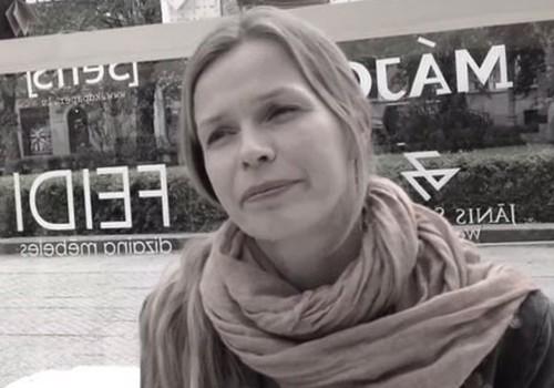 Una Gavare: mammas sajūta vienmēr ir klātesoša
