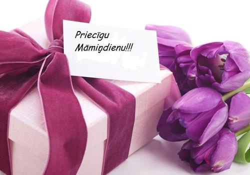 Sveiciens visām mammām šajā Māmiņdienā!