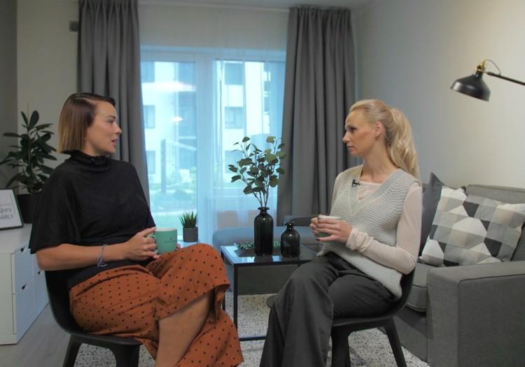 27. septembra Māmiņu Kluba TV raidījuma lielajā intervijā - Sindija Vilde