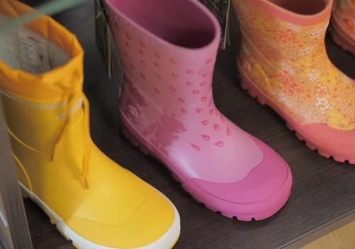 Rudens apavu izvēle bērniem