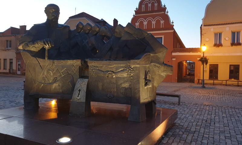 Lietuvas Gurķu galvaspilsēta - Ķēdaiņi