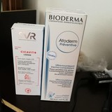 Mans favorīts protams ir BIODERMA PP bet šie arī nau peļami . SVR arī ir ļoti labs priekš iekaisušas ādas un apsārkušas ādas.