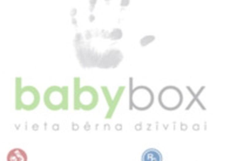 """Bērnu slimnīcā atklās """"Baby Box"""""""