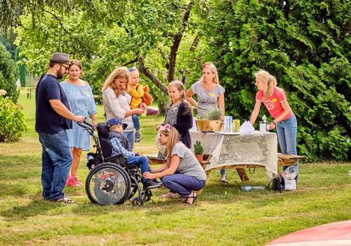 """Bērnu paliatīvās aprūpes biedrība rīkos ģimeņu tikšanās svētkus """"Salidojums 2020"""""""