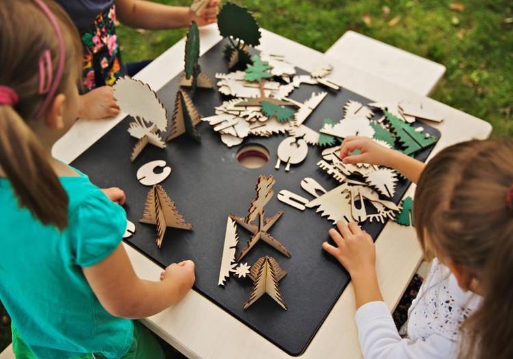 Timberoom mēbeles - ar mīlestību jūsu bērniem