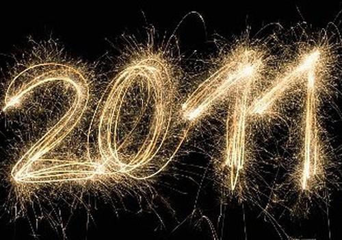Sveicam Jaunajā 2011. gadā!