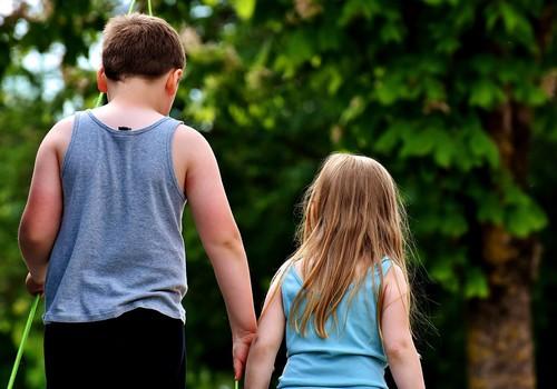 Brāļa un māsas attiecības