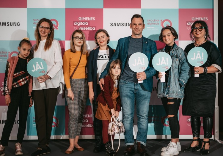 Pirmo reizi Latvijā aicina ģimenes izstrādāt viedierīču lietošanas noteikumus
