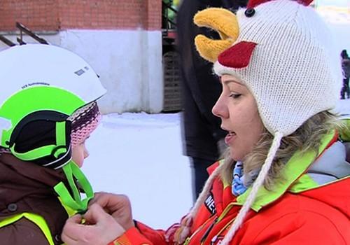 Kā Māmiņu kluba ģimenes mācījās slēpot, skaties svētdien TV3 plkst.8:50!