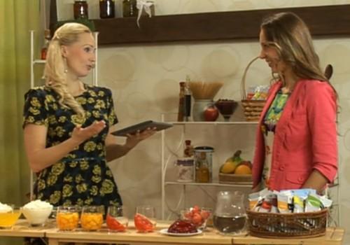 ONLINE TV Veselīgi un gardi deserti: gatavojam kopā ar Alojas želeju!