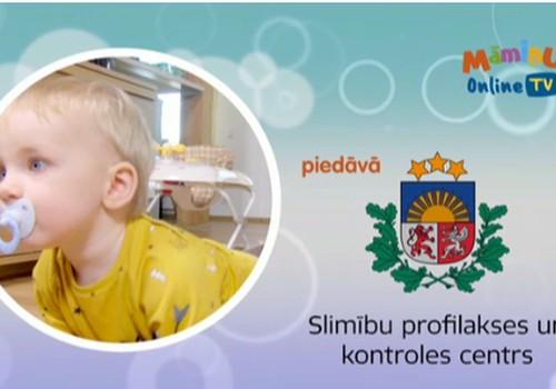 Vakcinācija pret gripu grūtniecības laikā - ONLINE TV videosaruna