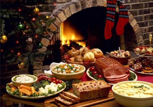 Kā ēst svētkos, un kā pēc tam atkopties?
