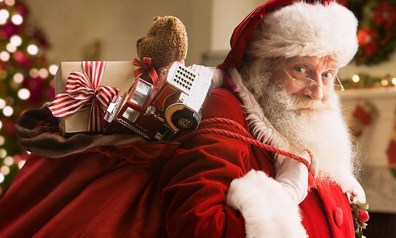 Kas ir Ziemassvētku vecītis?