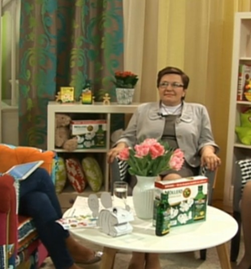 ONLINE TV saruna ar ģimenes ārsti Inesi Kuģi par zivju eļļas nozīmi