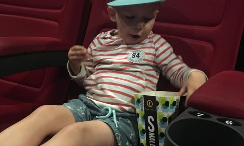 Kā sagatavoties pirmajam kino apmeklējumam