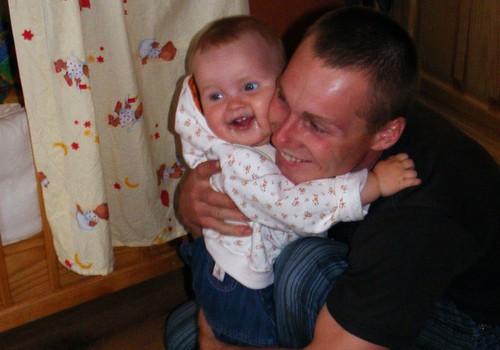 Īpašs tētis gan meitiņai, gan sieviņai