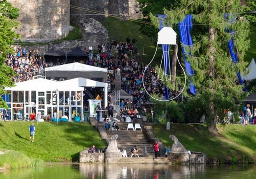 Kā šogad piedzīvot Sarunu festivālu LAMPA
