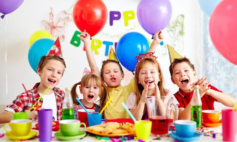 Jaukas idejas bērnu ballītēm!