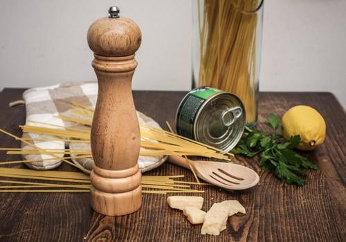 Jūlijas Ekkertes FOTOrecepte: Pasta ar tunci