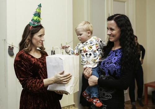 FOTOREPORTĀŽA: Ziemassvētki Māmiņu Klubā 2016!
