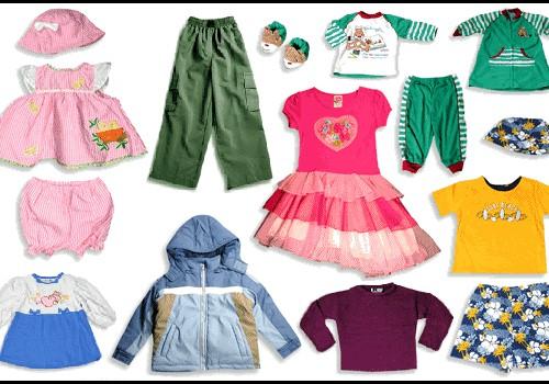 Neliela aptauja: Kādu bērnu apģērbu jūs pirktu?
