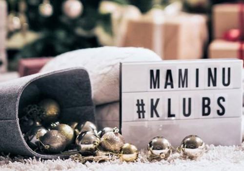 Raksti novēlējumu Ziemassvētkos un laimē RED saldumus!