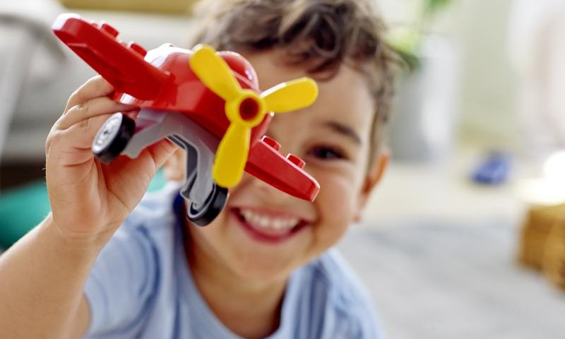 Zināmi Lego Duplo komplektu laimētāji!