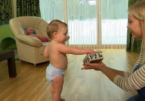 VIDEO: 21.gadsimta mazuļi: Staigāšana un krišana