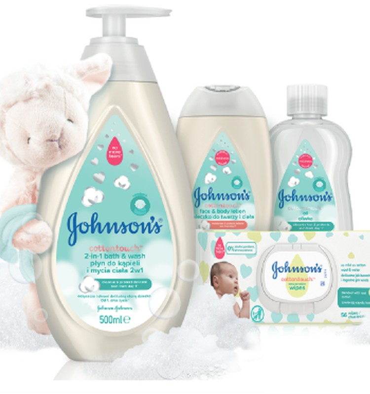 Aicinām pieteikties mazo bēbīšu mammas Johnson's Cottontouch produktu testiem!