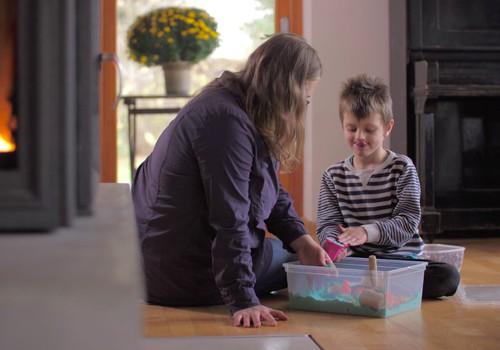 Ir svarīgi autismu diagnosticēt pēc iespējas agrākā vecumā