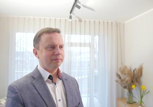 4. aprīļa Māmiņu Kluba TV raidījuma lielajā intervijā - Indulis Paičs