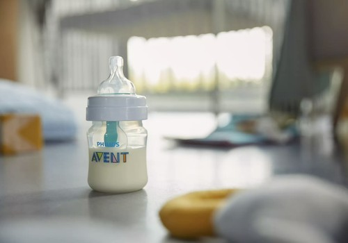Philips Avent pretkoliku pudelīte ar AirFree vārstu: oktobra testi