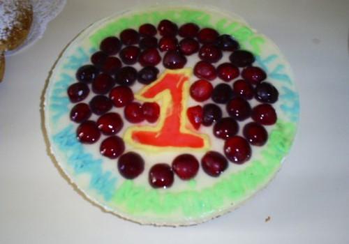 Siera krēma kūka ar pudiņu
