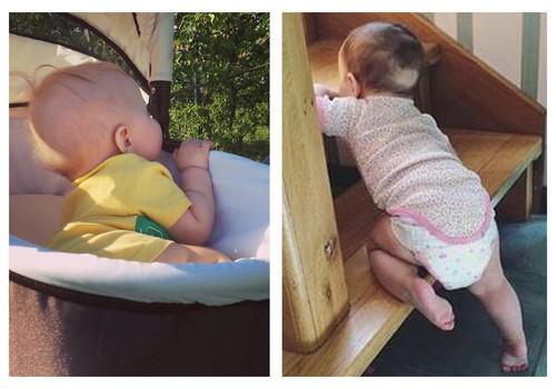 Elli un Itana piedzīvojumi: Pamēģini nu tagad atstāt bērnu bez uzraudzības!