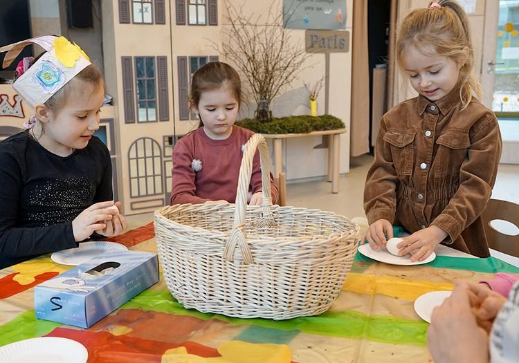 Exupery bērnudārzs – brīnišķīgs ceļojums valodu pasaulē
