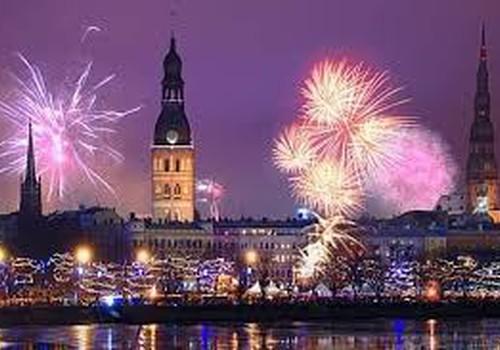 Kur pavadīsi Veco gadu? Ieskaties kā tiks sagaidīts Jaunais gads Latvijas pilsētās