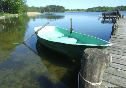 Zvirgzdu ezera vilinājums