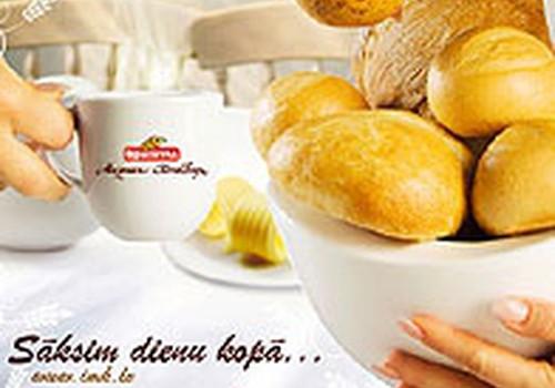 """Iļģuciema maiznīcas konditorejas veikals iegūst Galveno apbalvojumu """"Latvijas labākais tirgotājs 2009"""""""